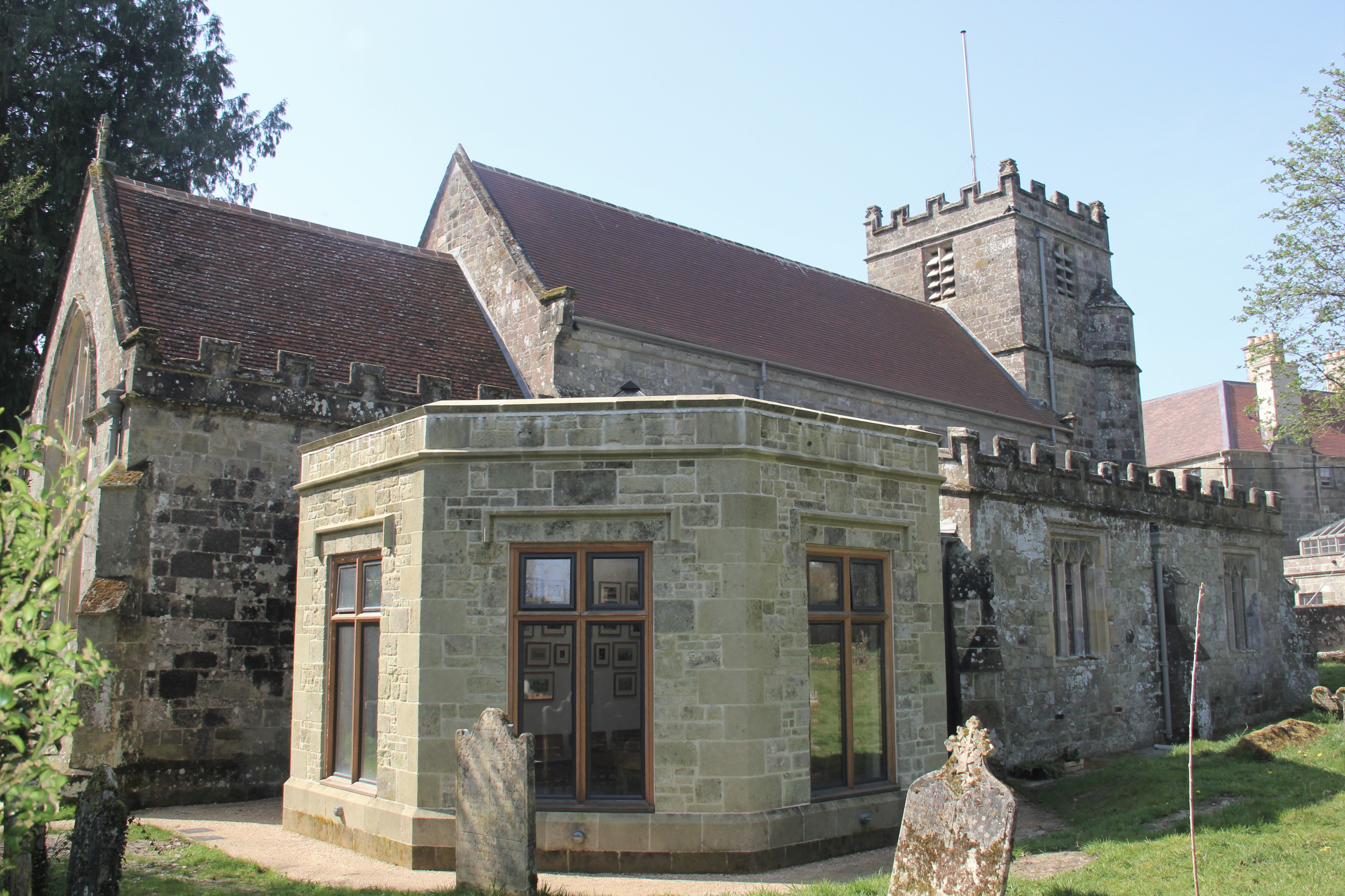St Andrews's Church, Donhead St Andrew, Wiltshire