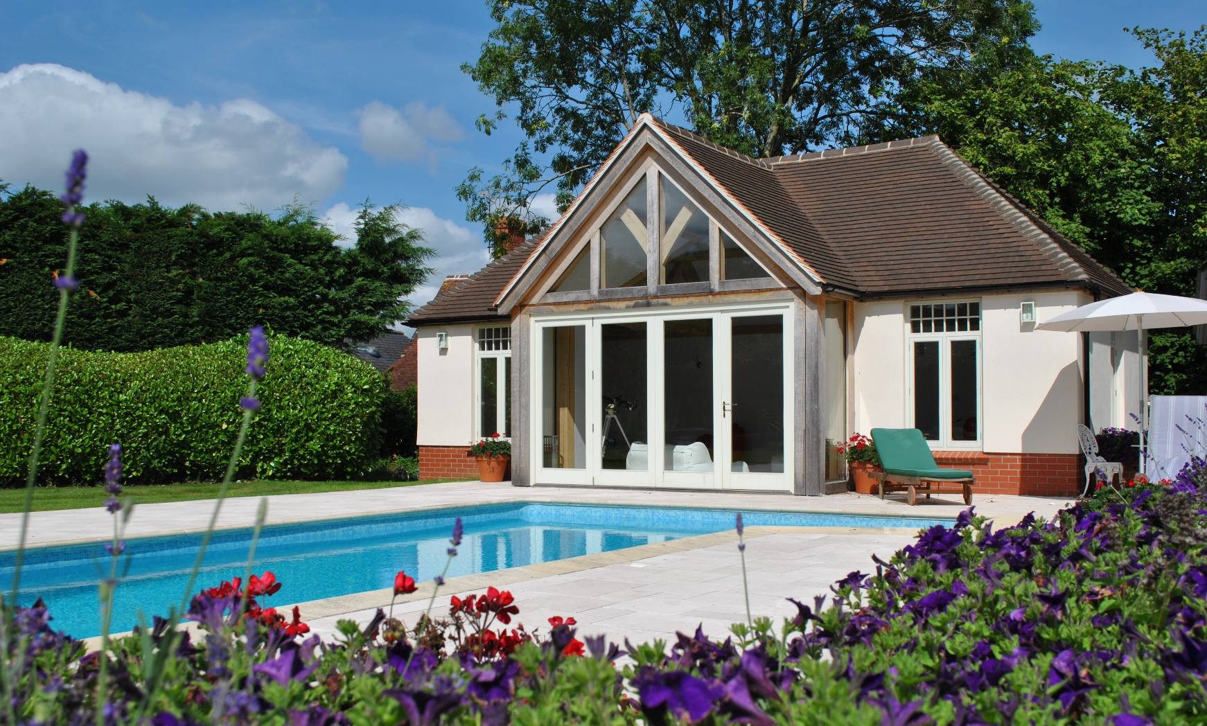 Pool House, Fontmell Magna