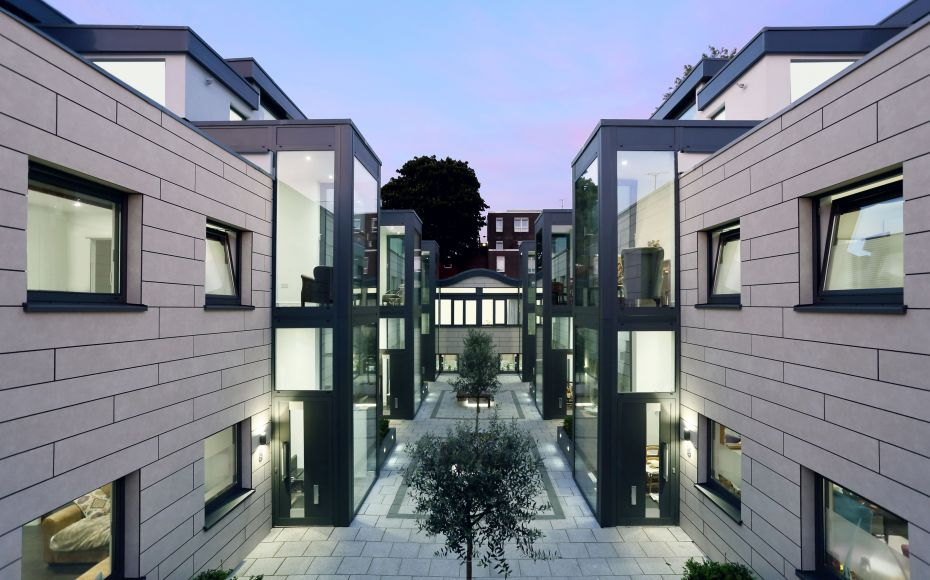 Residential Development, Kentish Town, London