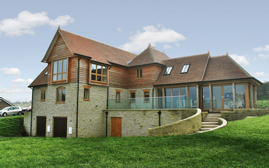 New House, East Orchard, Shaftesbury, Dorset