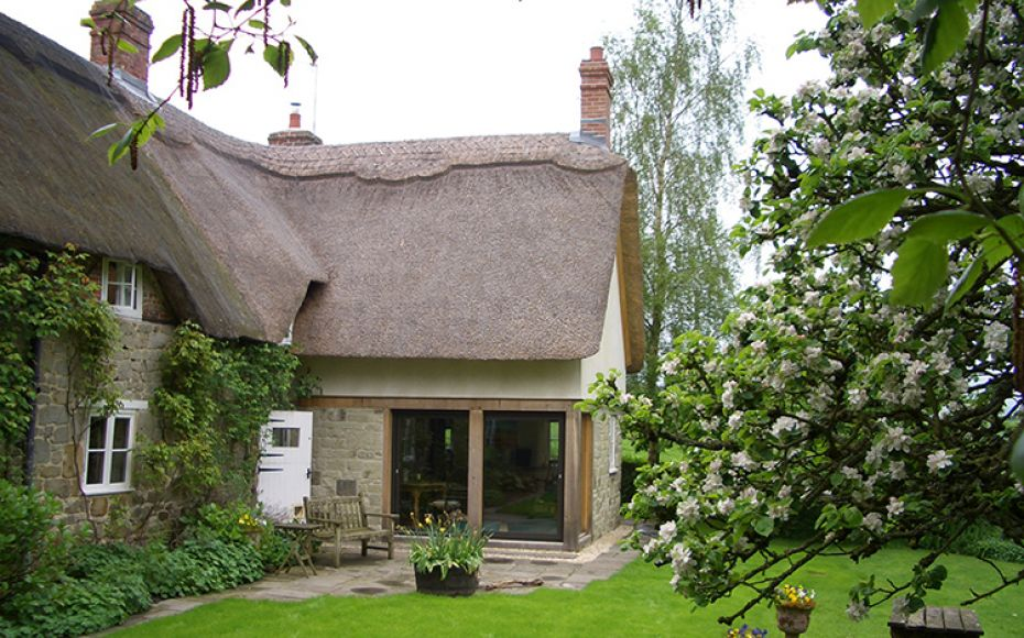 Extension, Donhead, Wiltshire