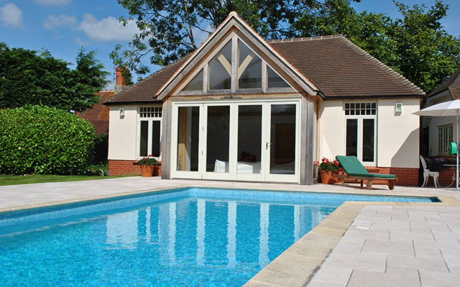 Pool House, Fontmell Magna, Shaftesbury