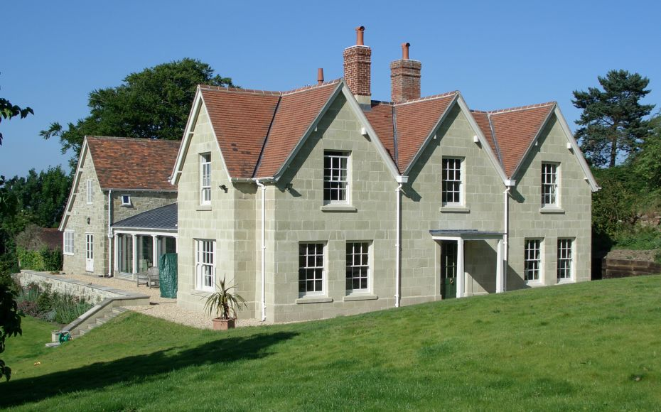 Extension, Semley, Wiltshire