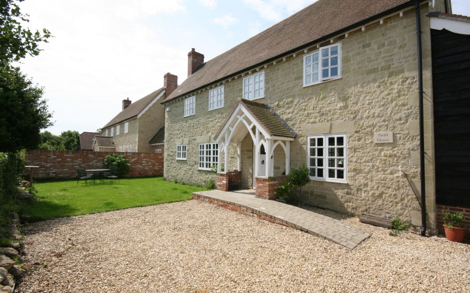New House, Swallowcliffe, Wiltshire