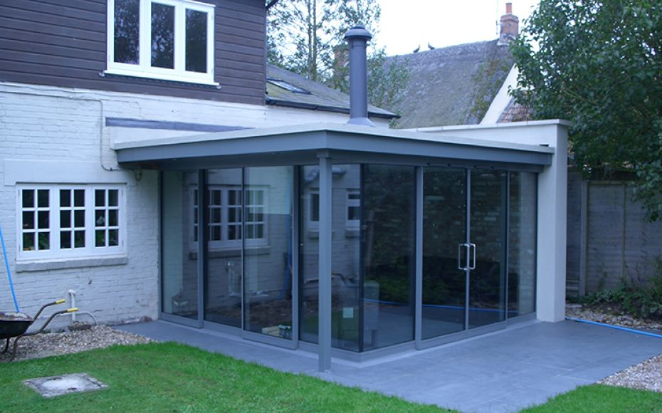 Garden Room Extension, Tarrant Hinton, Blandford