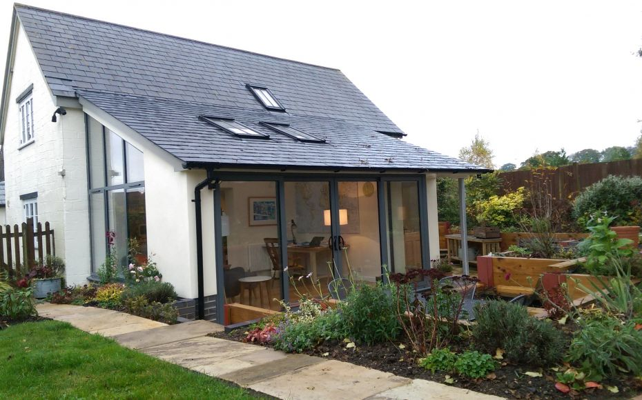 Extension to Cottage, Stour Row, Dorset