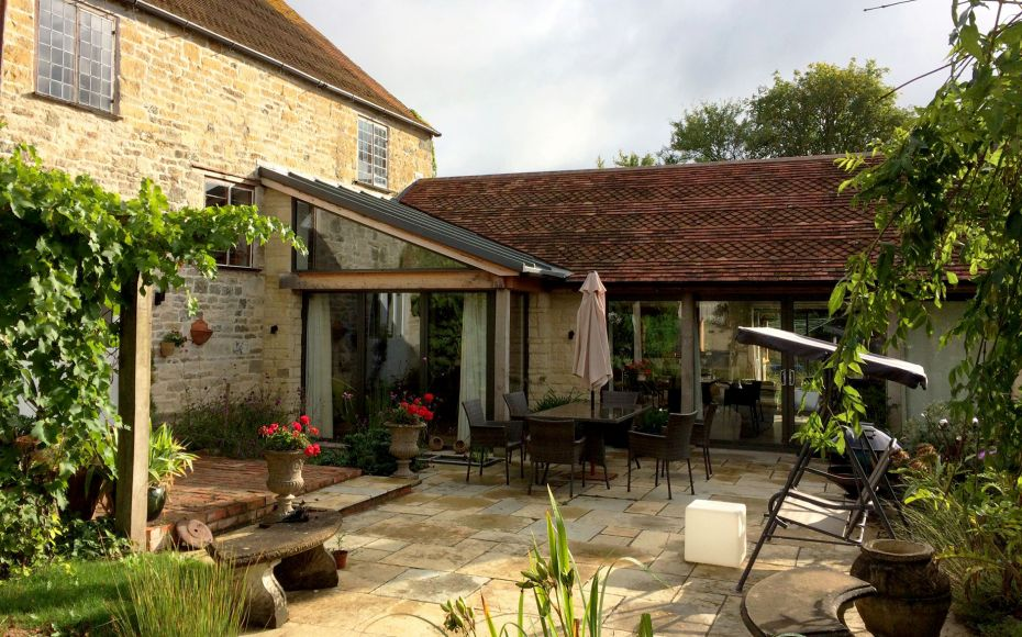 Extension to Listed House, Stour Row, Dorset