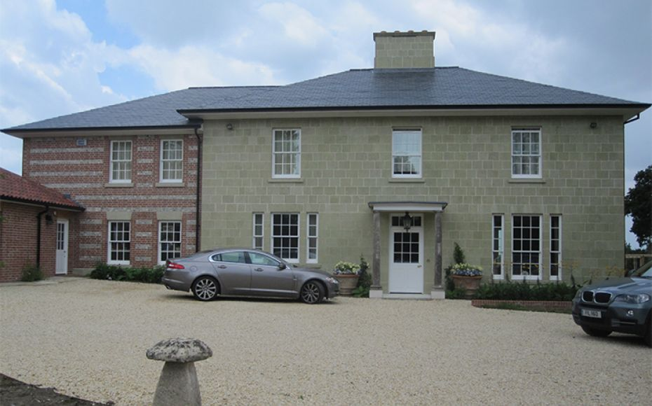 New House, Sutton Waldron, Dorset