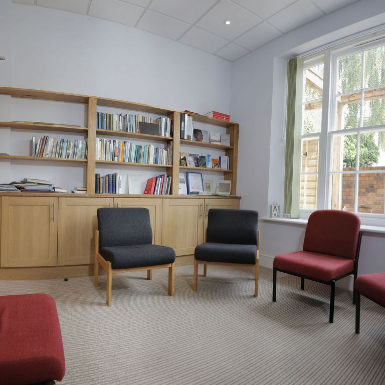 Taunton-Meeting-House-library-